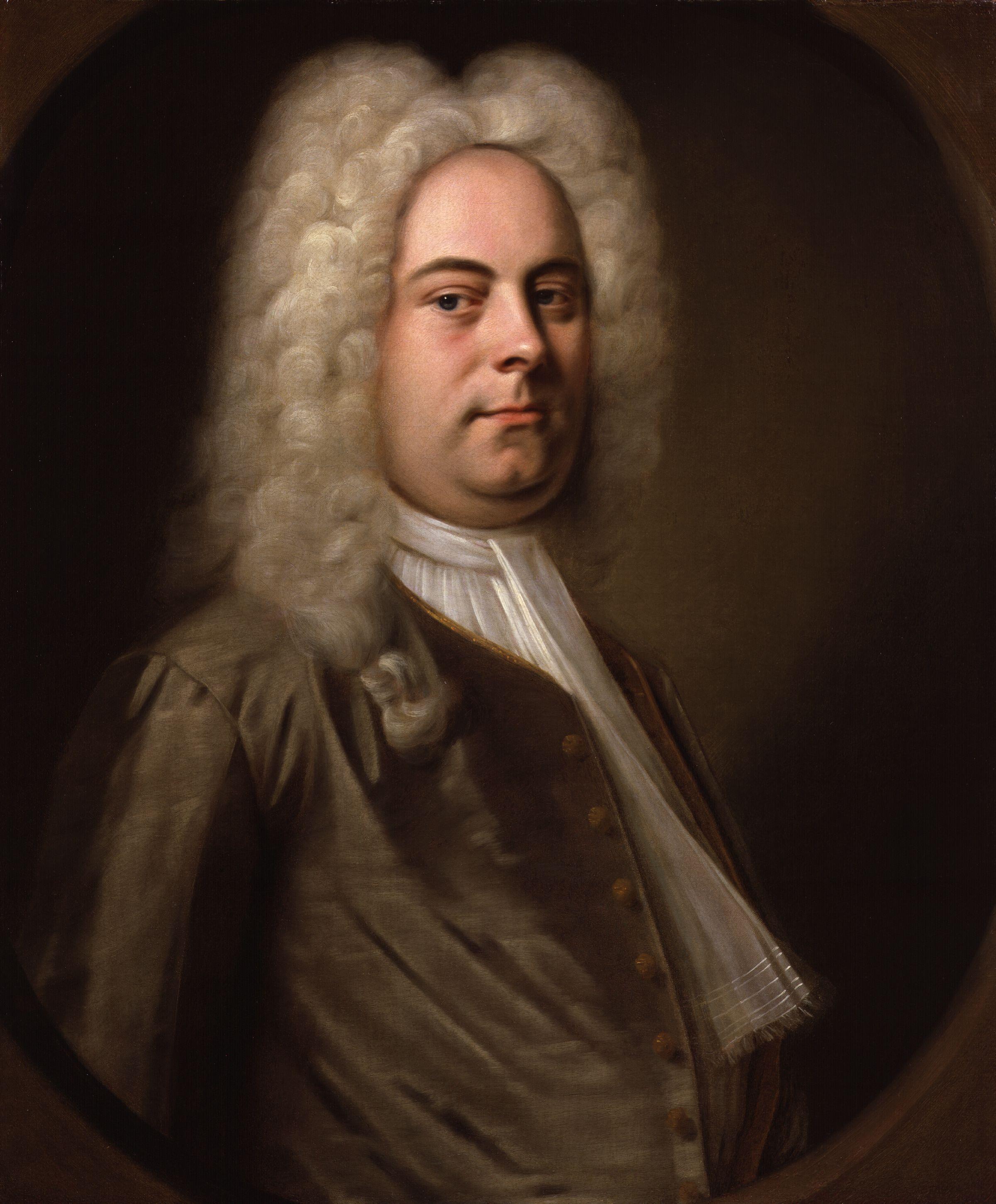 Georg Friedrich Händel (1685-1759): Aberturas