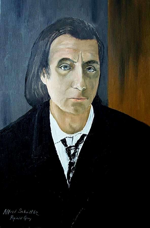 Alfred Schnittke (1934-1998): Concerto for piano and Strings & Requiem