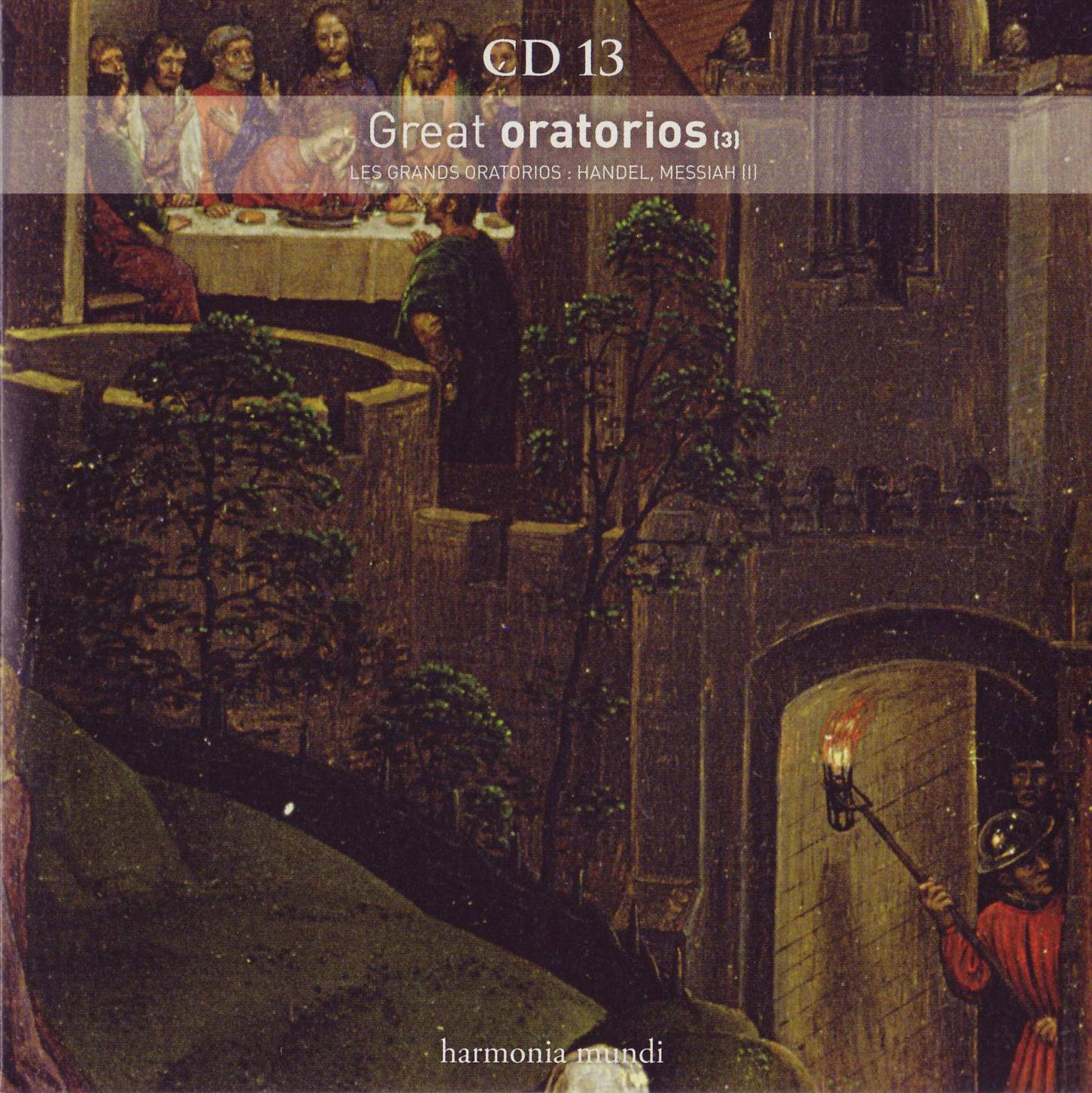 History of the Sacred Music vol. 13_ Great Oratorios (3)