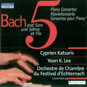 bach front Katsaris