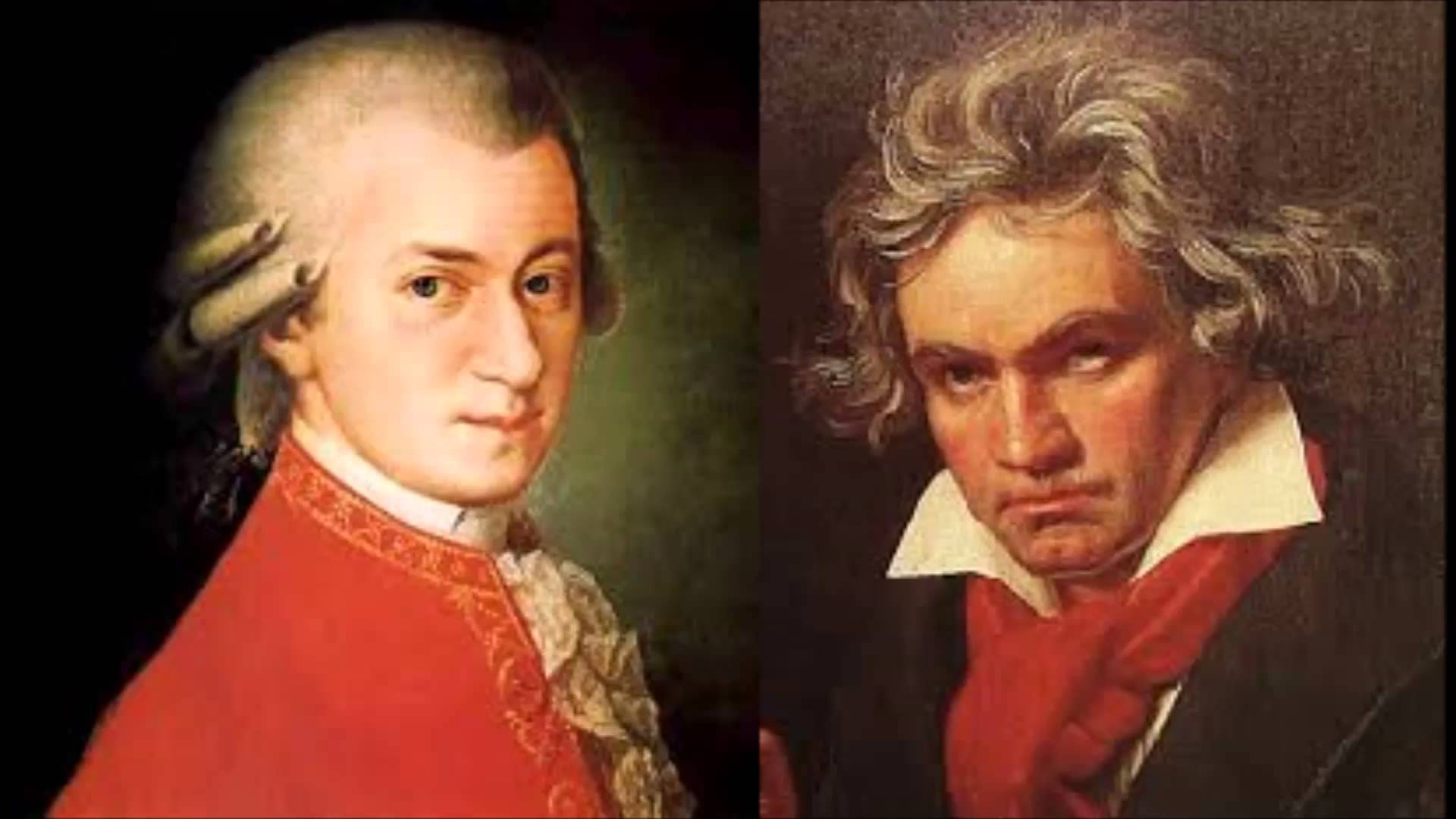 mozaer Beethoven