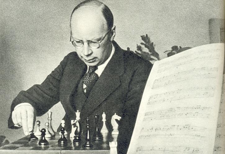Sergei Prokofiev (1891-1953): Sinfonia Nº 5, Op.100, e Sinfonia Nº 6, Op.111