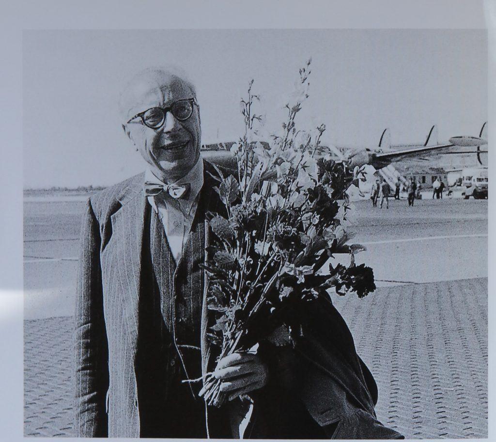 Szell com flores