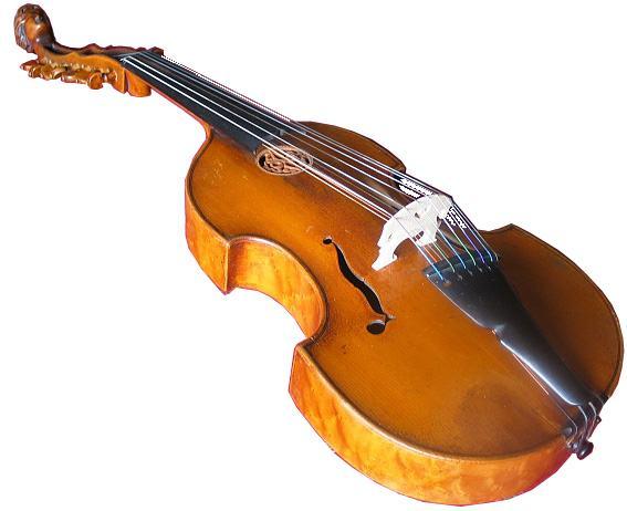 Böhm, Pezold, Borghi & Rust: Música Noturna para Viola D'Amore