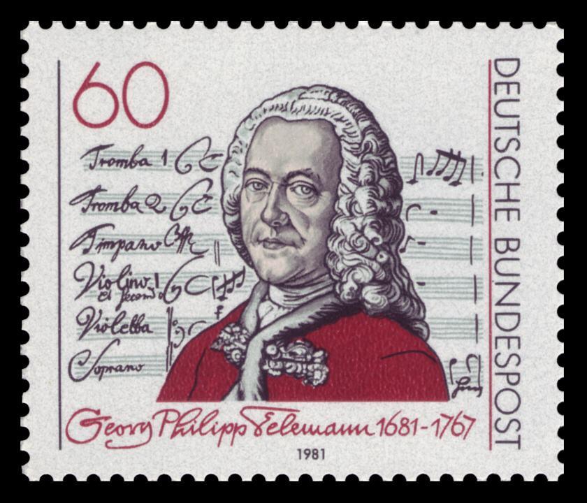G.P. Telemann (1681-1767): Concerto in D Major / La Bouffonne / Grillen-Symphonie / Alster Overture