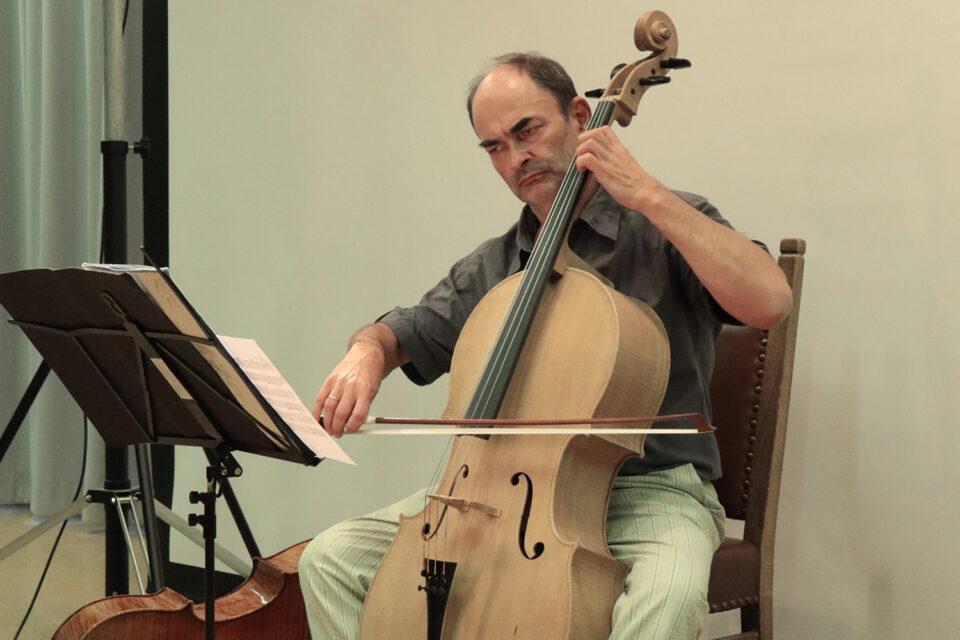 Antonio Vivaldi (1678-1741): 6 Concertos para Violoncelo (Coin / Hogwood / AAM)