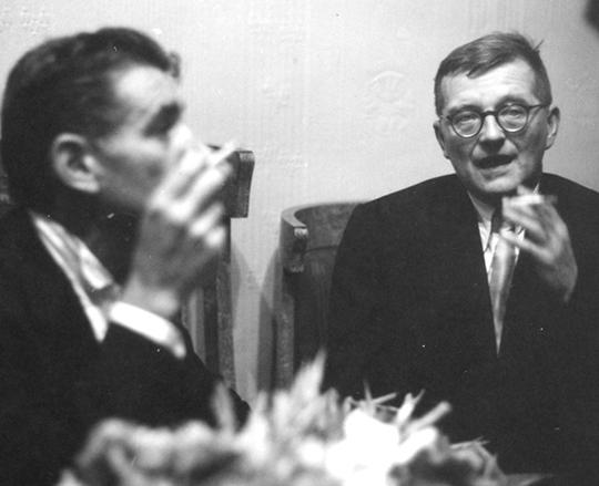 D. Shostakovich (1906-1975): Trios Nros. 1 e 2 e Sonata para Viola