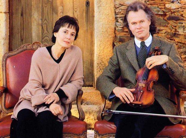 Johannes Brahms (1833-1897): As Sonatas para Violino e Piano (completas)