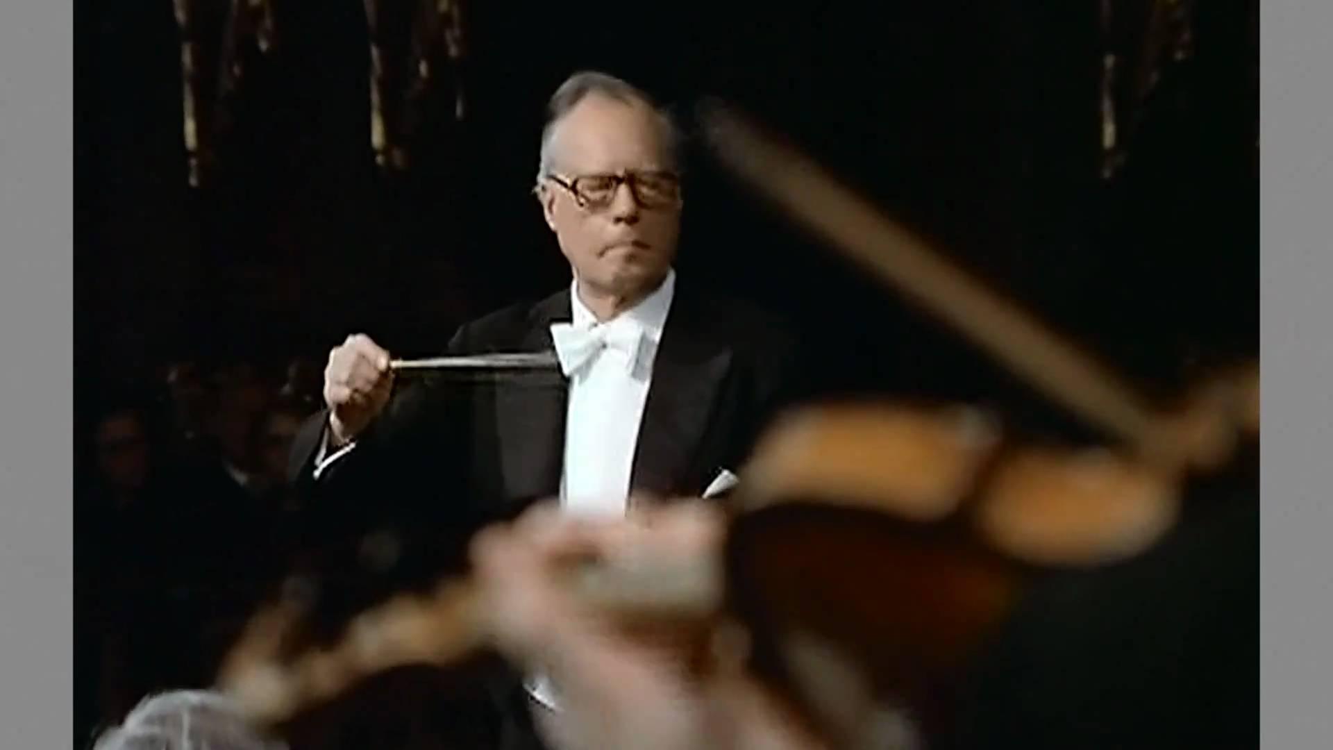 """Ludwig van Beethoven (1770-1827): Sinfonia No. 9 em ré menor Op. 125 """"Choral"""" — Karl Böhm"""