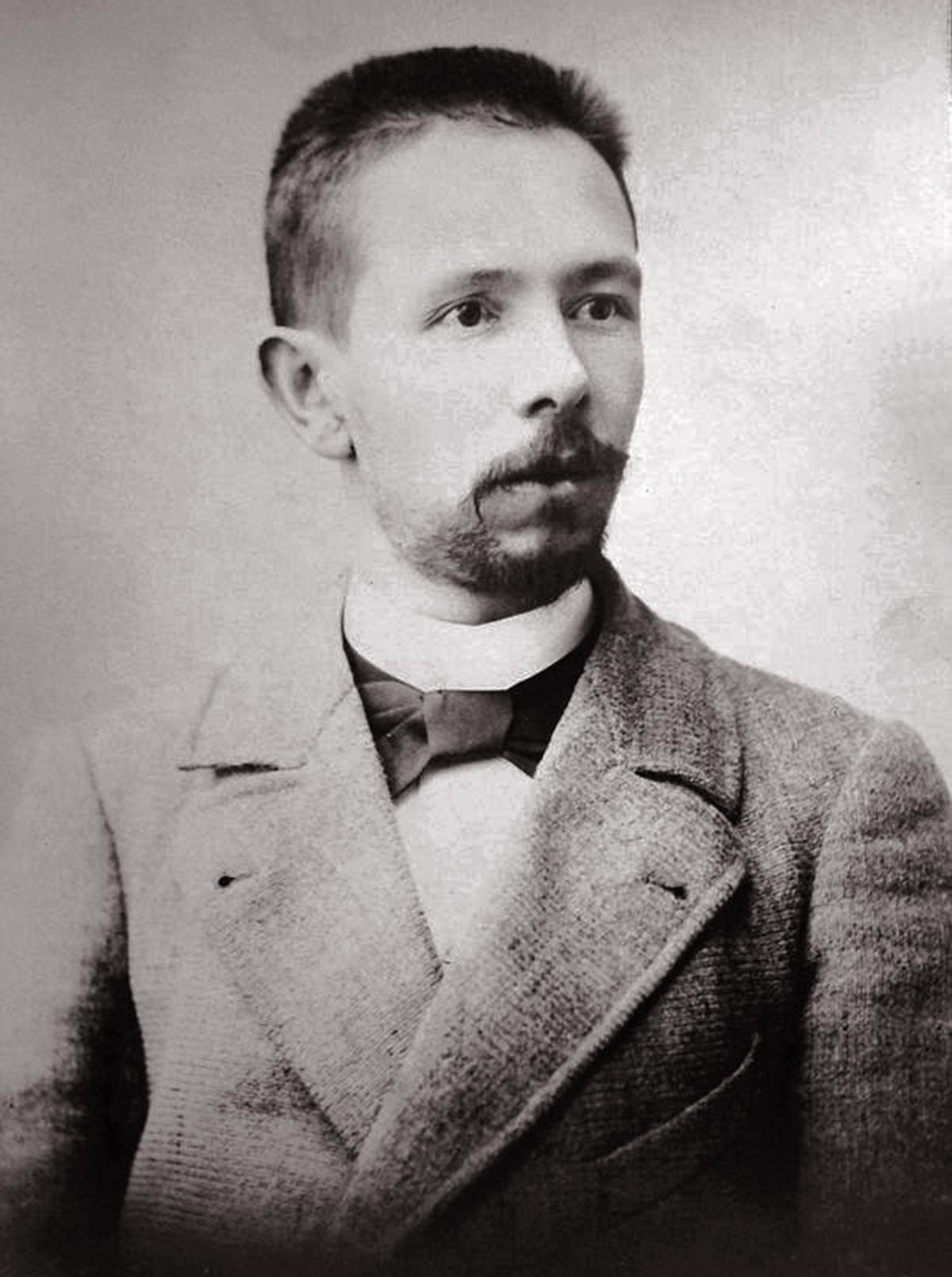 Vasily Kalinnikov (1866-1901): Sinfonias Nº 1 e 2