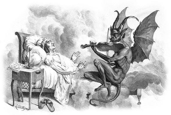 """Giuseppe Tartini (1692-1770): A Sonata do Diabo (""""Il Trillo del diavolo"""", """"O Trinado do Diabo"""") e outras peças"""