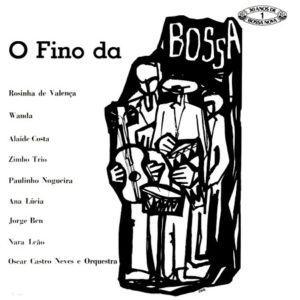 o-fino-da-bossa-1964 CAPA-LP-1989