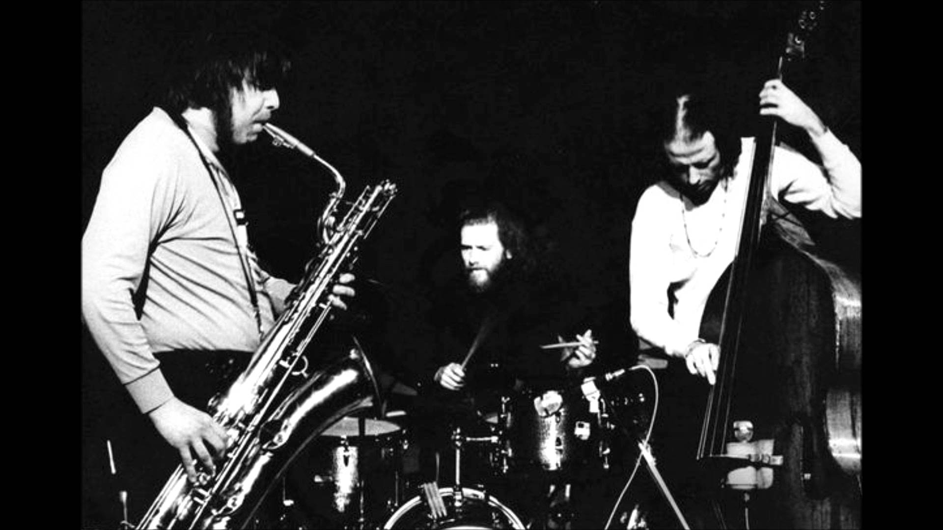 .: interlúdio :. John Surman, Stu Martin, Barre Phillips – The Trio – Conflagration (1971)
