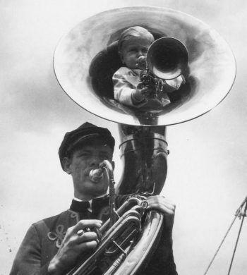 tocadores de tuba