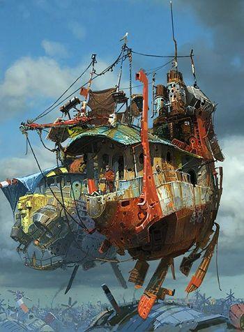 _ e la nave va ...