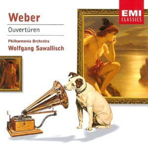 weber overtures cover