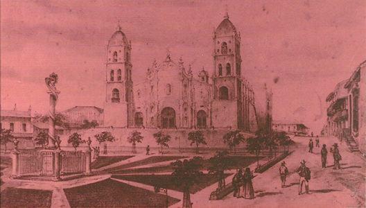 Santiago de Cuba, c.1845