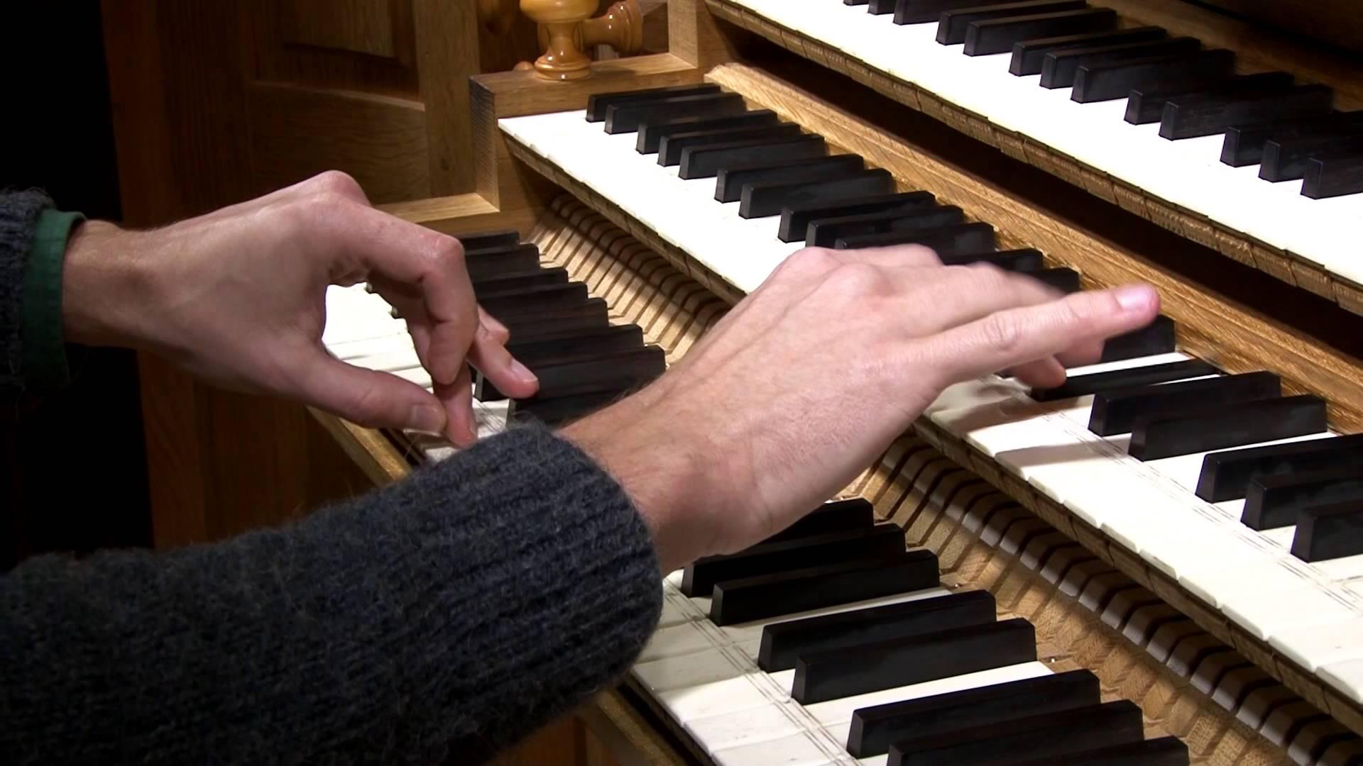 Johann Sebastian Bach (1685-1750): Trio Sonatas Completas para Órgão Solo BWV 525-530