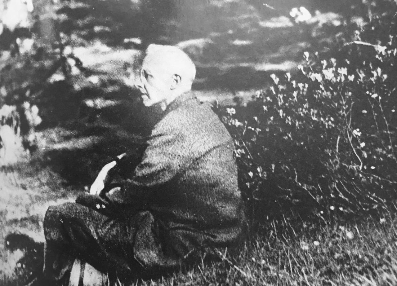 Bartók em 1945, quando a leucemia já estava avançada. Um crime Bartók ter morrido aos 64 anos.