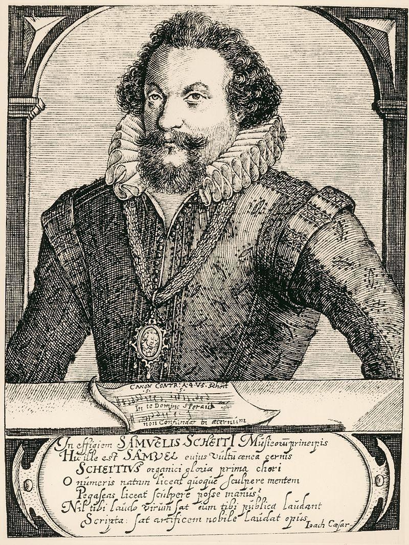 Samuel Scheidt (1587-1654): Ludi Musici – Hamburg 1621