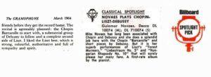 Novaes-Gramophone1964-Billboard1963