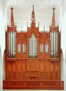 O órgão de Schaffhausen