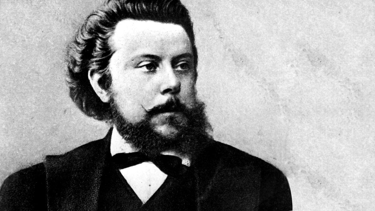 Modest Mussorgsky (1839-1881): Cenas de Boris Gudonov / Quadros de uma Exposição
