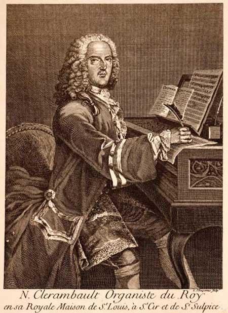 Louis-Nicolas Clérambault (1676-1749): Cantatas