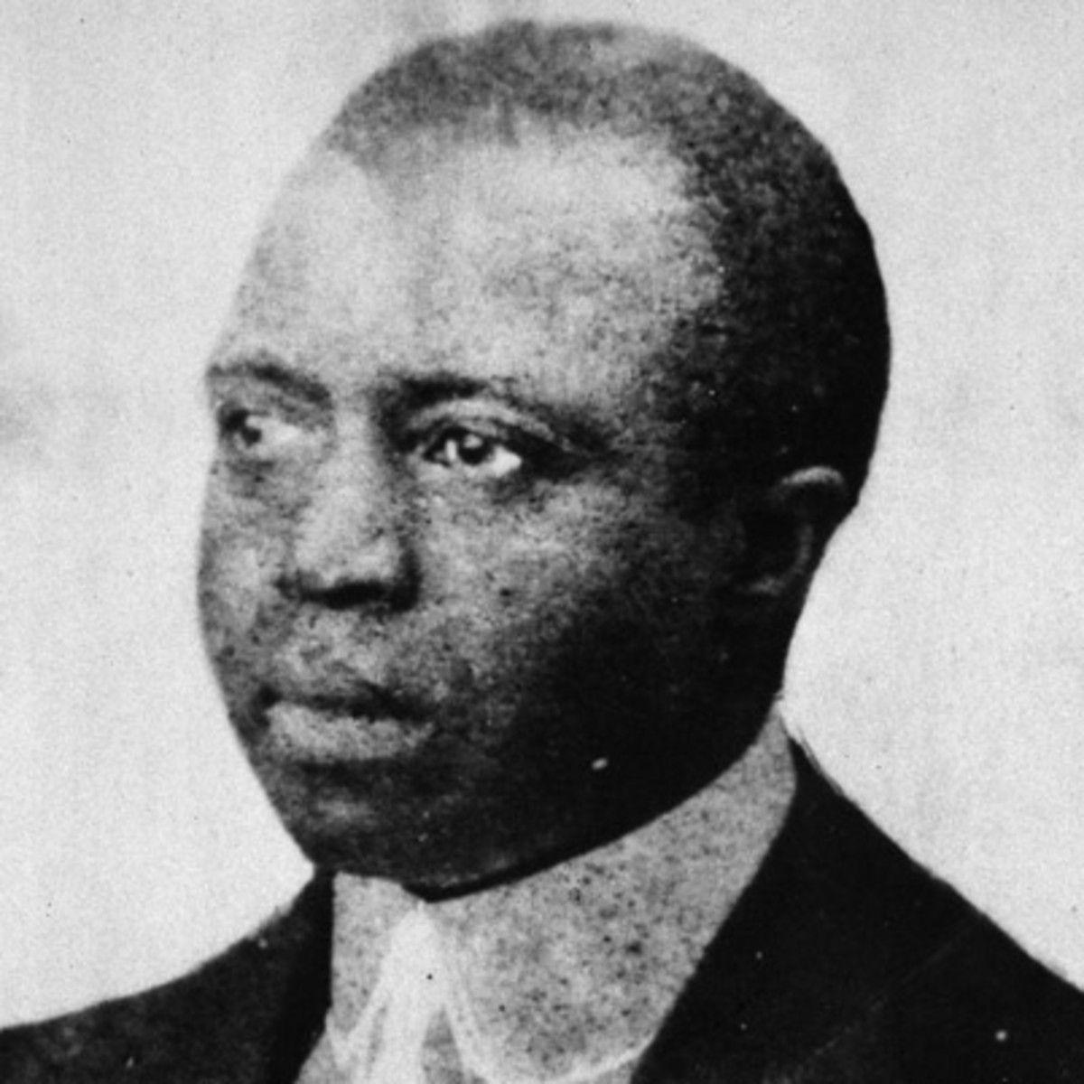 Scott Joplin 'o rei do ragtime' (1867-1917), post 1/2: Piano Rags com Jeremy Rifkin