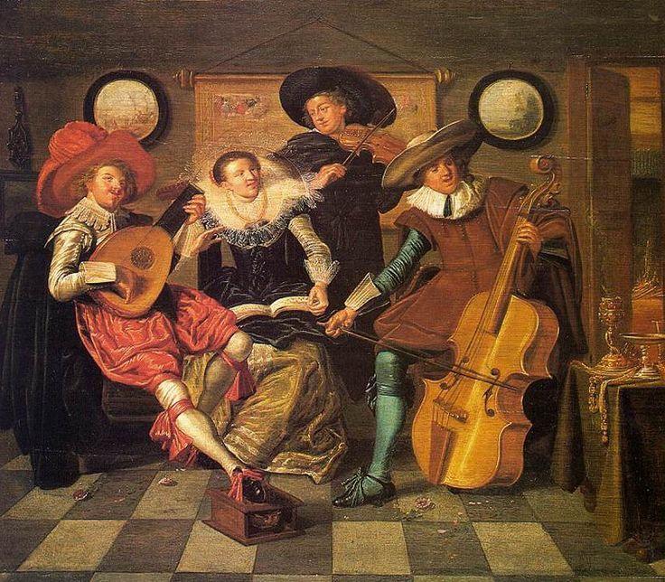 Georg Muffat (1653-1704): Florilegium Primum (1695)