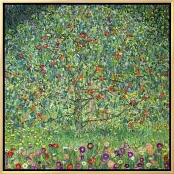 Gustav Klimt, Apple Tree, 1912