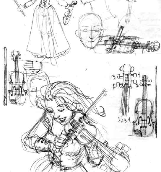J. S. Bach (1685-1750) – The Sonatas and Partitas for Violin Solo – BWV 1001-1006