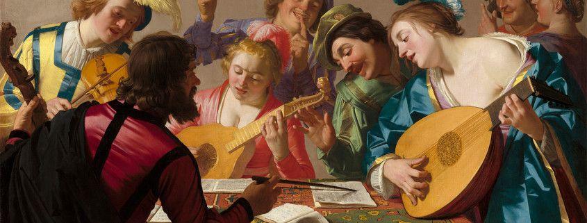 Marin Marais (1656-1728): Pieces de Viole du IV Livre, 1717