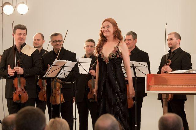 G.F. Handel (1685-1759): Ah! Mio Cor (Handel Arias)