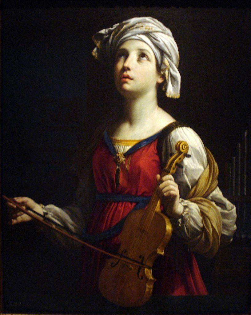 G. F. Handel (1685-1759) : Ode for St. Cecilia's Day
