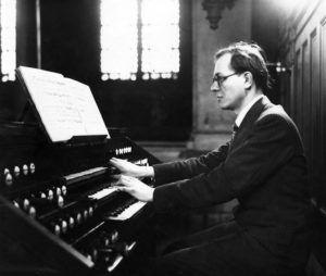 Messiaen antes dos cabelos caírem