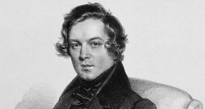 Robert Schumann (1810-1856): Violin Sonatas Nos. 1 & 2