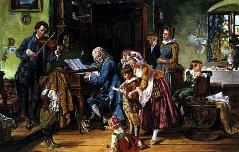 Bachiana ~ Música na Família Bach (Goebel-MAK)