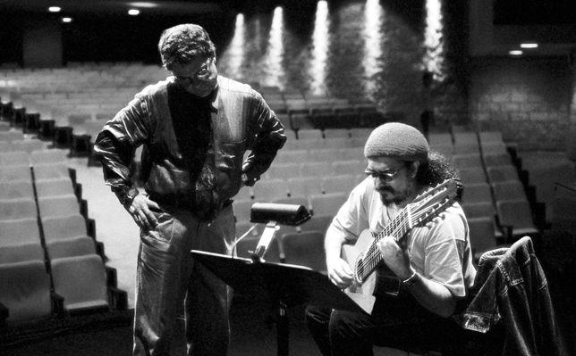 .: interlúdio :. Egberto Gismonti & Charlie Haden in Montreal