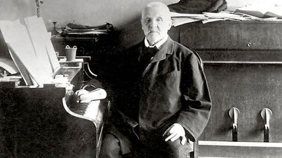 My name is Bruckner, Anton Bruckner