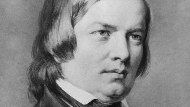 Schumann: doido como só ele