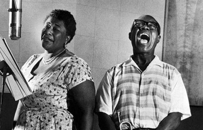 A perfeição: Ella Fitzgerald e Louis Armstrong