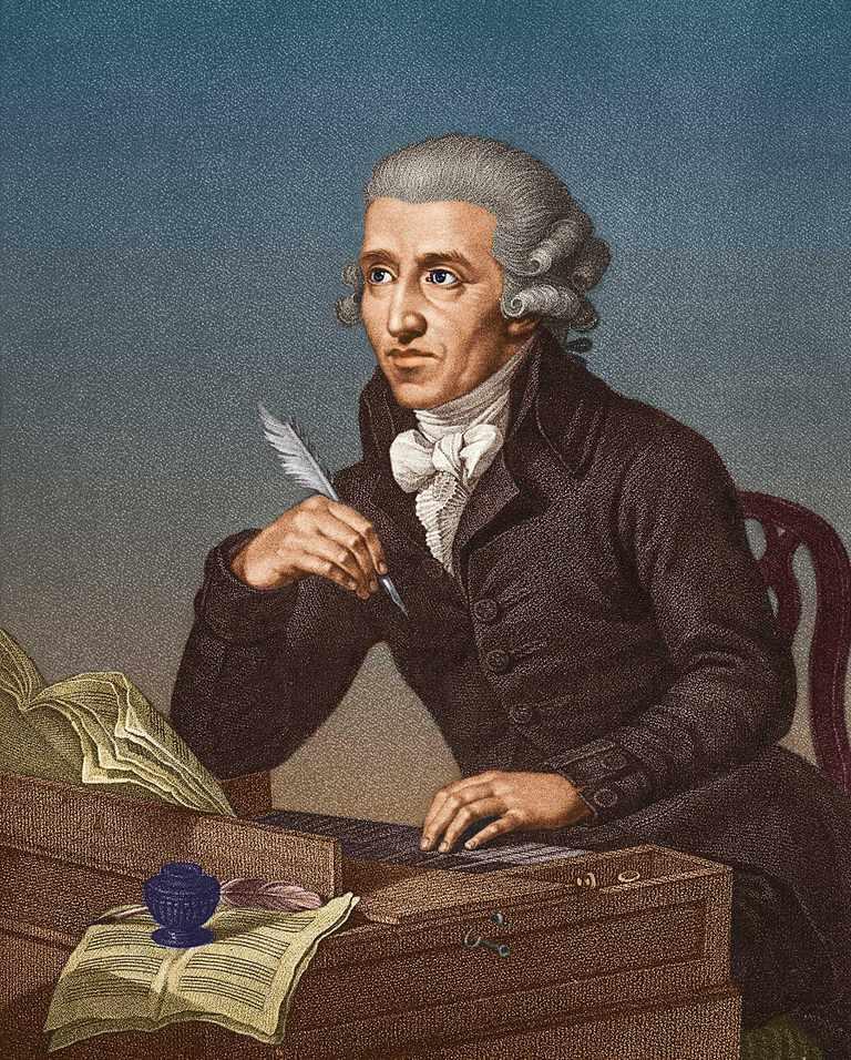 Escreve, Haydn, escreve pra nós