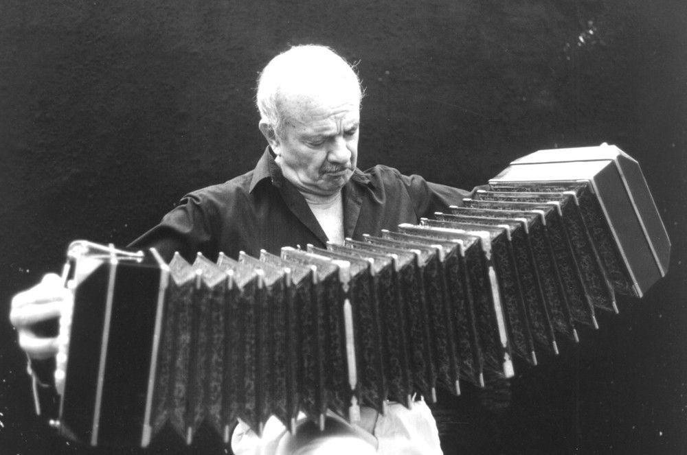.: interlúdio :. Astor Piazzolla: Angeles Y Diablos