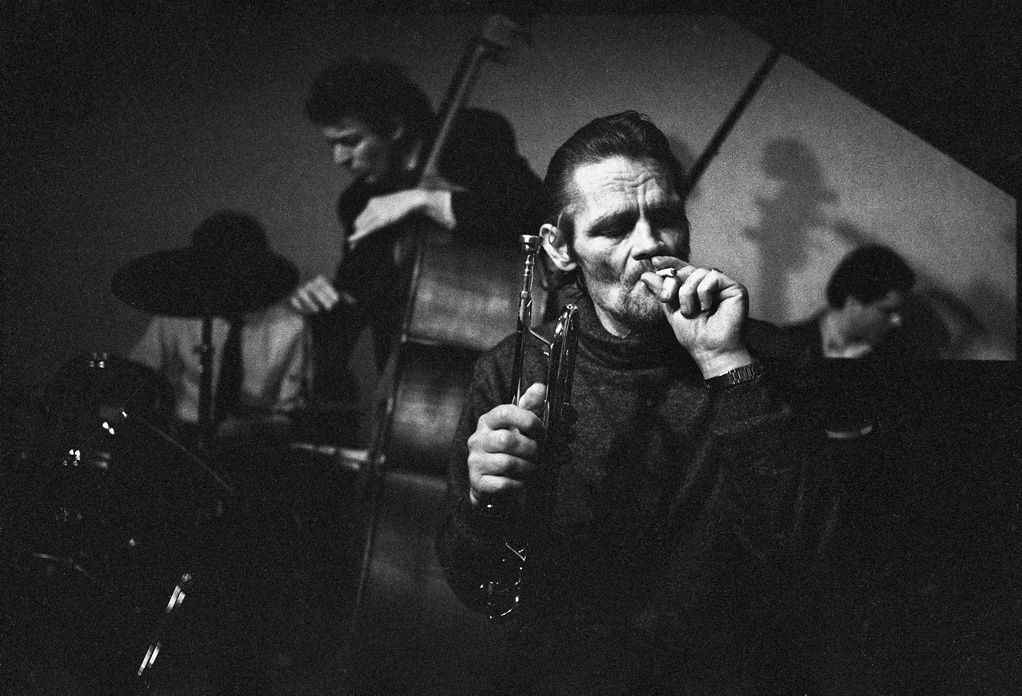.: interlúdio :. Chet Baker: As Times Goes By, 1986