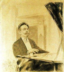 Scriabin no piano
