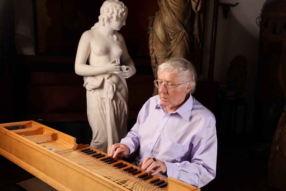 Heinrich Ignaz Franz von Biber (1644-1704): Balletti & Sonatas for Trumpetes & String
