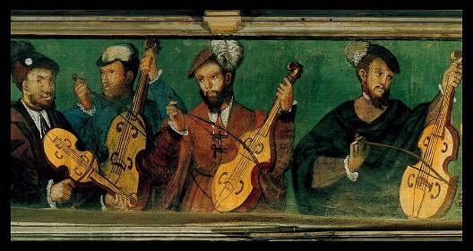 John Ward (ca. 1589~1638): Consort music