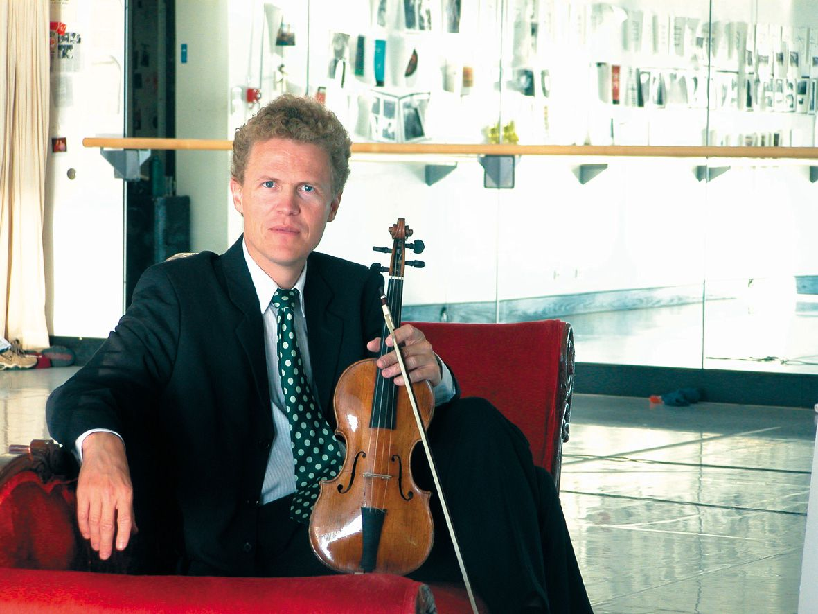J.S. Bach (1685-1750): Sonatas & Partitas para Violino Solo
