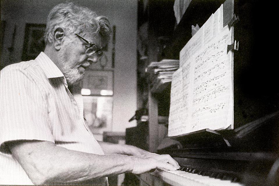 Peças para piano por Radamés Gnattali (1906-1988)